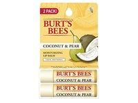 Burt's Bees Coconut & Pear Moisturizing Li Balm, 2 Tubes - Image 2
