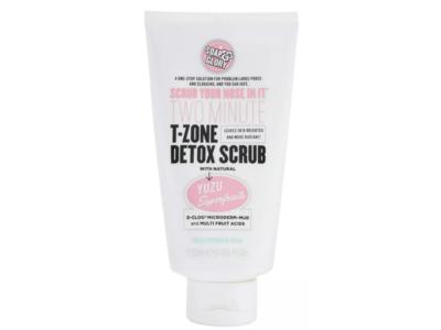Soap & Glory Scrub Your Nose In It Two-Minute T-Zone Detox Scrub, 5 fl oz