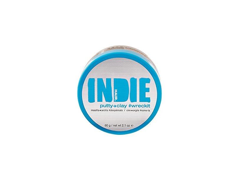 Indie Hair Putty Clay Hair Care, 2.1 Ounce