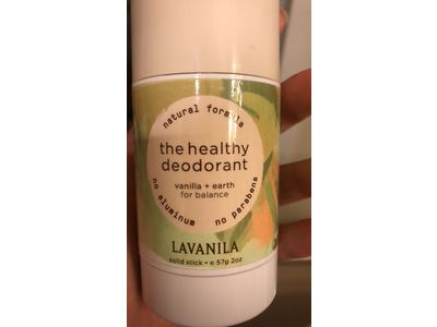 Lavanila The Healthy Deodorant Deodorant Stick, Vanilla & Earth, 2 Ounce - Image 3