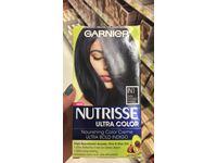Garnier Nutrisse Ultra Color Nourishing Hair Color Creme, IN1 Dark Intense Indigo - Image 12