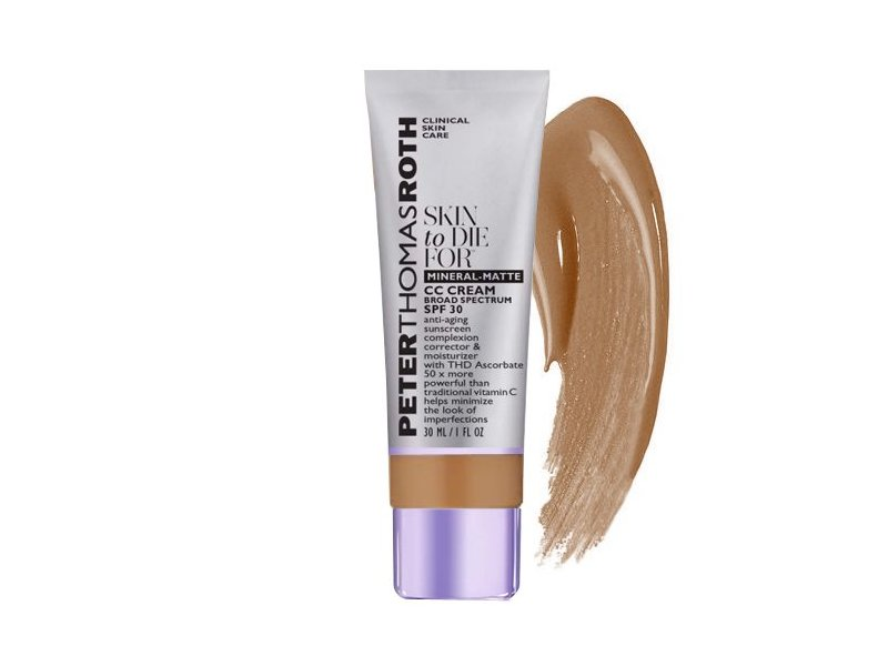 Peter Thomas Roth Skin To Die For CC Cream SPF 30, Light, 1 fl oz