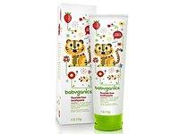 BabyGanics Fluoride Free Toothpaste, Strawberry, 4 oz - Image 2