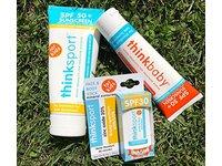 Thinksport SPF 50+ Safe Sunscreen Cream for Kids, 6 Ounce - Image 7