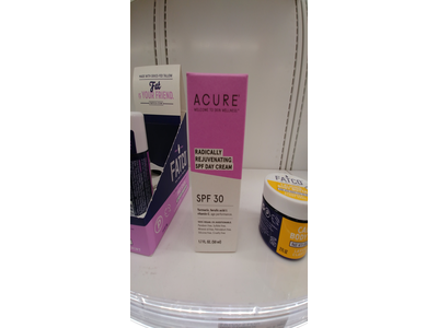 Acure Organics Radically Rejuvenating SPF 30 Day Cream 1.7 fl oz Cream - Image 3
