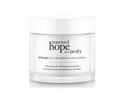 Philosophy Renewed Hope In a Jar Dry Refreshing & Refining Moisturizer, 2 oz