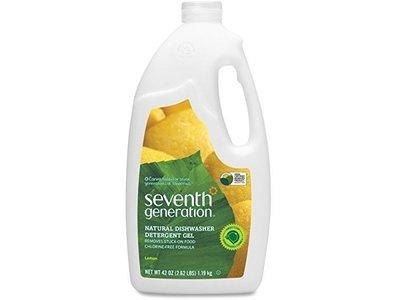 Seventh Generation Lemon Scented Automatic Dishwasher Gel, 45 oz