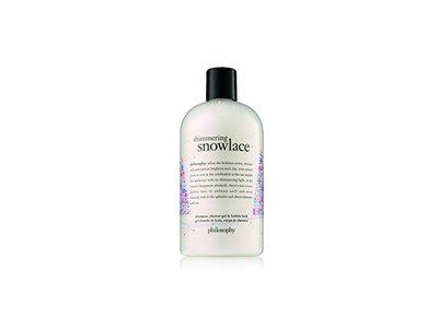 Philosophy Shimmering Snowlace Shampoo, Shower Gel & Bubble Bath, 16 fl oz - Image 1