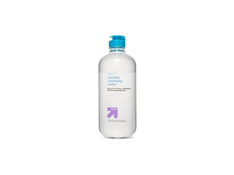 Up & Up All In One Micellar Cleansing Water, 13.5 fl oz