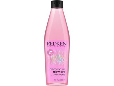 Redken Diamond Oil Glow Dry Gloss Shampoo, 10.1oz