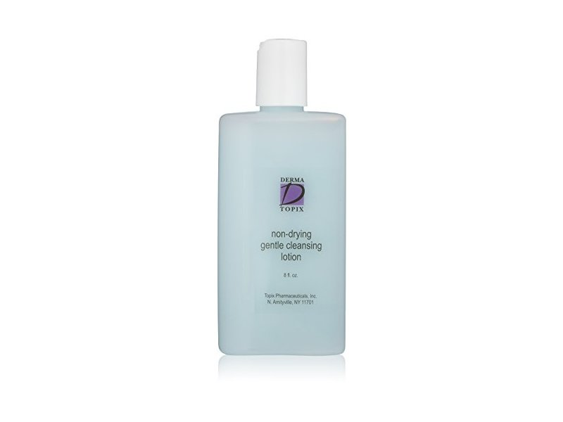 DermaTopix Non-Drying Gentle Cleansing Lotion, 8 fl oz