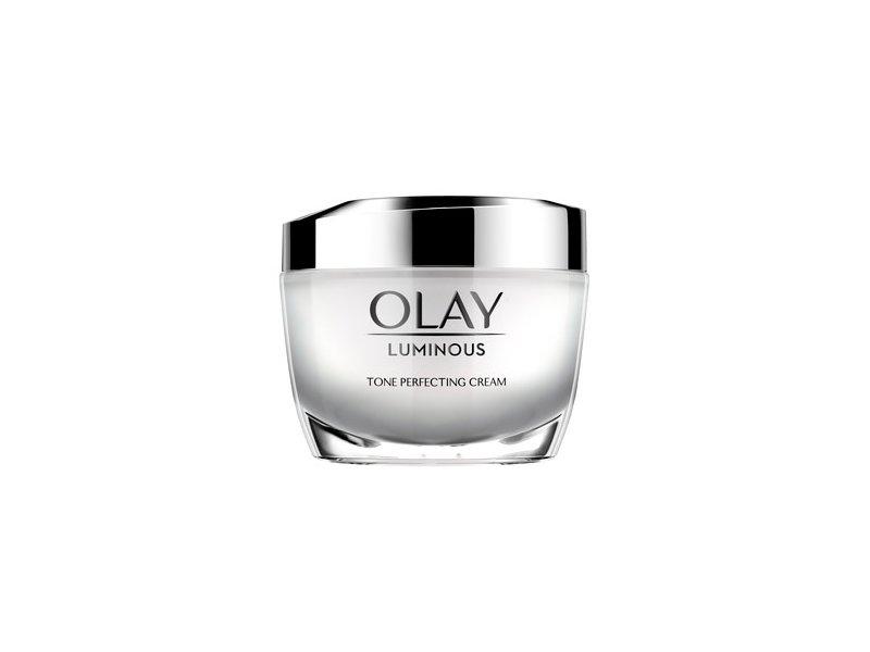 Olay Luminous Tone Perfecting Face Moisturizer