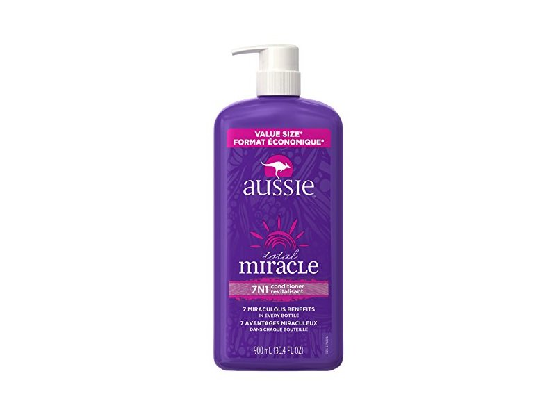 Aussie Total Miracle Collection 7N1 Conditioner, 30.4 Fluid Ounce