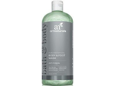 ArtNaturals Anti-Fungal Body and Foot Wash, 12 fl oz