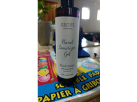 Grove Collaborative Sanitizer Gel, Blood Orange, 7.5 fl oz - Image 3