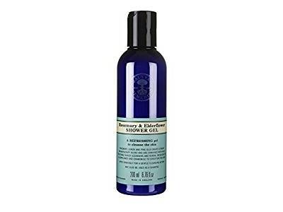 Neal's Yard Remedies Rosemary & Elderflower Shower Gel, 200 ml
