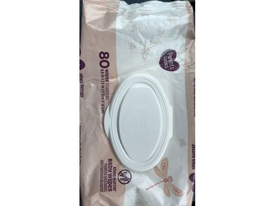 Parent's Choice Baby Wipes 80ct Shea Butter - Image 3