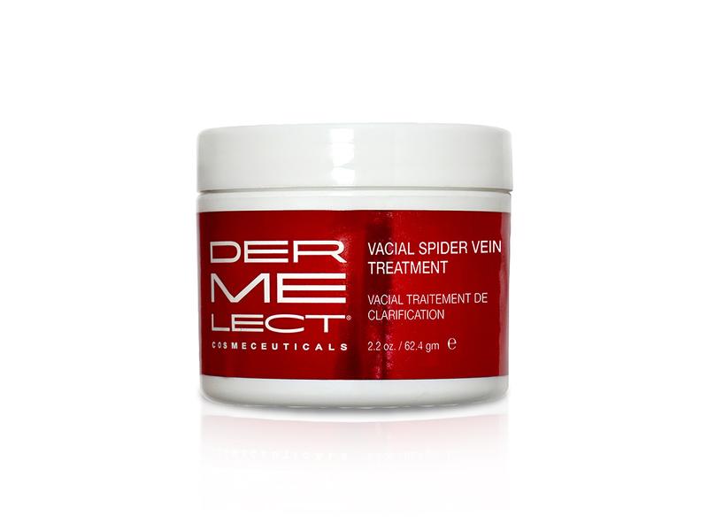 Dermelect Vacial Spider Vein Treatment, 2.2 oz