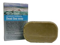 MG217 Therapeutic Conditioning Dead Sea Soap Bar, 3.4 Ounce - Image 6
