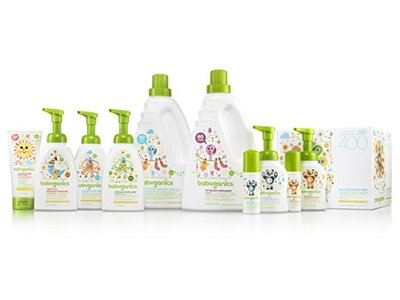 Babyganics Foaming Dish and Bottle Soap, Fragrance Free, 16oz Pump Bottle - Image 9