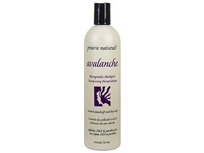 Prairie Naturals Avalanche Dandruff Treatment Shampoo, 16.89 Fluid Ounce