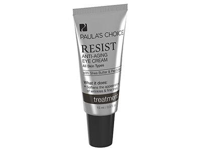 Paula's Choice RESIST-Anti-Aging Eye Cream with Shea Butter & Peptides 1-0.5 oz tube - Image 3