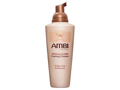 Ambi Even & Clear Foaming Cleanser, johnson & johnson - Image 3