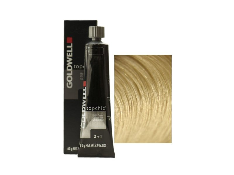 Goldwell Topchic Hair Color Coloration Tube 9nn Very Light Blonde