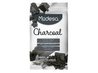 Modesa Makeup Remover Wipes, Charcoal, 25 ct - Image 2