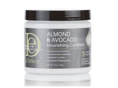 Design Essentials Almond & Avocado Nourishing Co-Wash, 16 oz