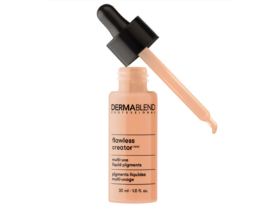 DermaBlend Flawless Creator Foundation Drops, 35W, 1 fl oz - Image 1