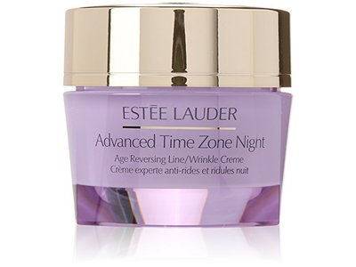 Estee Lauder Advanced Time Zone Night Age Reversing Line/Wrinkle Creme, 1.7 Ounce