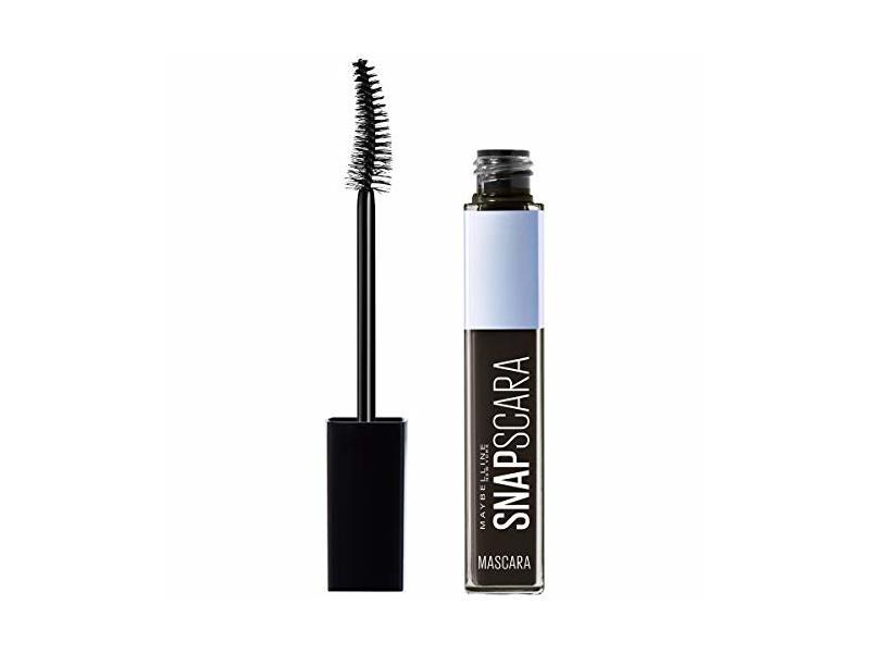 Maybelline New York Snapscara Washable Mascara Makeup, Bold Brown, 0.34 fl oz