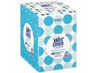 Wet Ones Antibacterial Hand Wipes Singles, Fresh Scent, 48 Count - Image 5