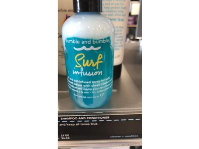 Bumble and Bumble Surf Infusion Oil & Salt-Infused Spray, 3.4 fl oz - Image 3