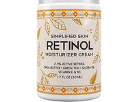 Simplified Skin Retinol Moisturizer Cream, 1.7 fl oz - Image 2