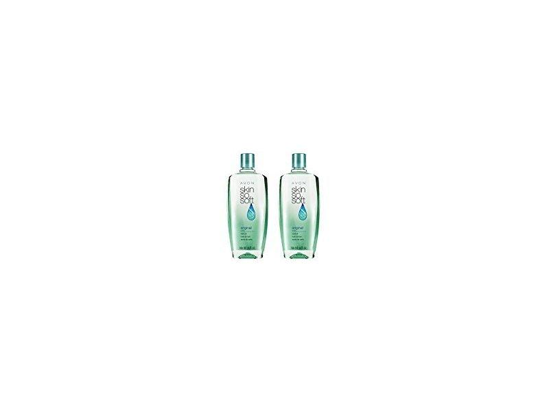 Avon Skin So Soft Original, 25 oz (Pack of 2)