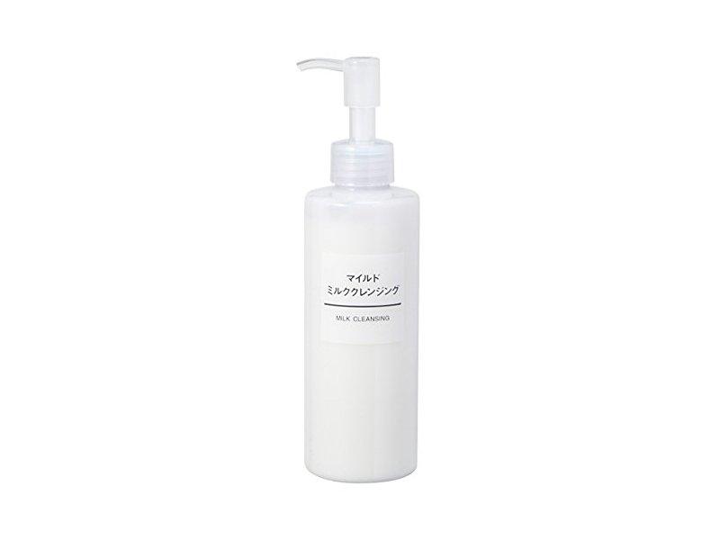 MUJI Mild milk cleansing 200ml Natural moisture ingredients MoMA