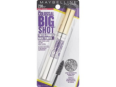 aa7b7a84313 Maybelline Volum Express The Colossal Big Shot Tinted Primer, 230 Black  (Pack of 2 ...