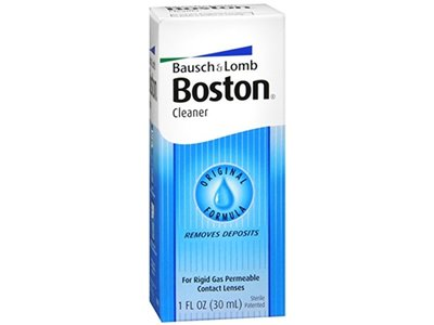 Bausch & Lomb Original Formula Cleaner, 1 Fl Oz