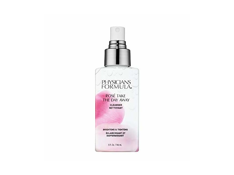 Physicians Formula Rose Take The Day Away Cleanser