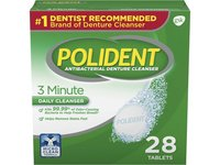 Polident 3-Minute Daily Cleanser, 28 count - Image 2