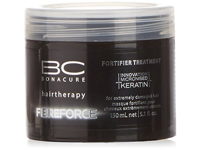 Schwarzkopf BC Fibre Force Fortifier Treatment - For Extremely Damaged Hair - 150ml-5.1oz