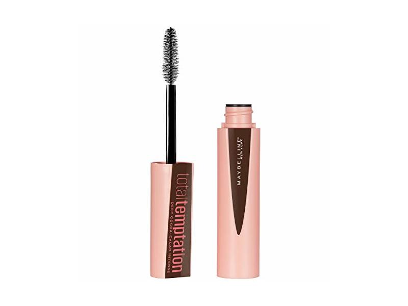Maybelline New York Total Temptation Washable Mascara Makeup, Deep Cocoa, 0.27 Fluid Ounce