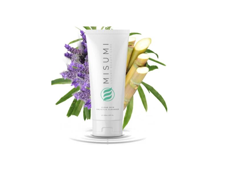 Misumi Clear Skin Salicylic Cleanser, 4 fl oz (120 mL)