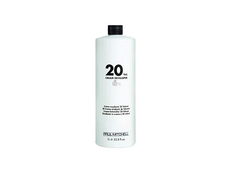 Paul Mitchell Cream Developer 20 volume, 33.8 fl oz