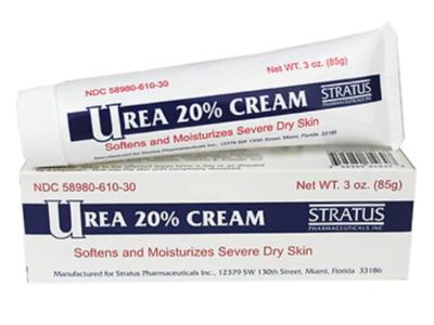 Stratus Urea 20 Cream, 3 oz