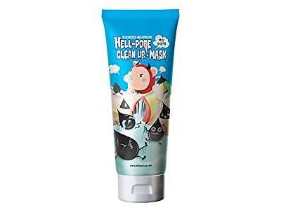 Elizavecca Milkypiggy Hell-Pore Clean Up Nose Mask, 100 ml