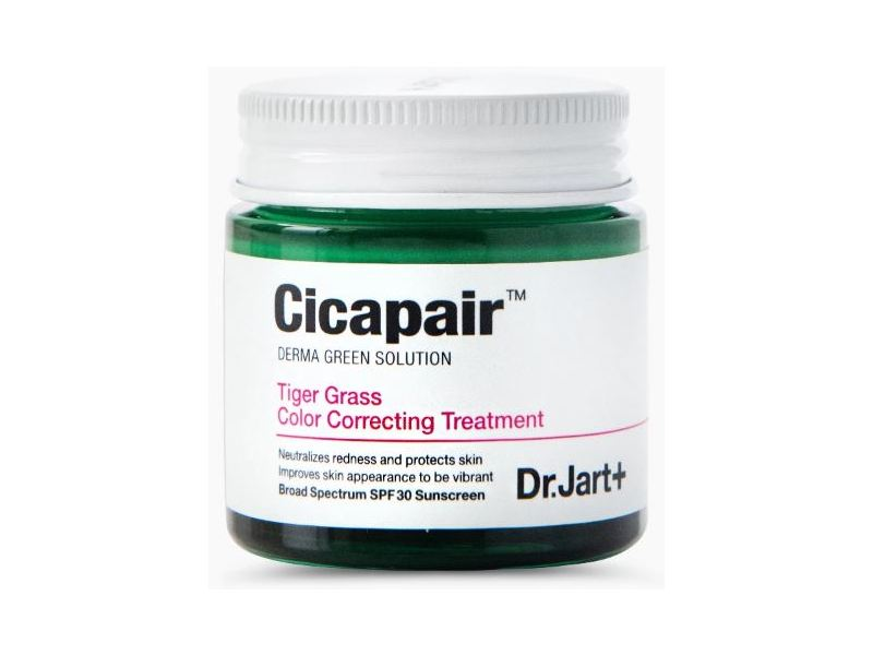Dr. Jart+ Cicapair SPF30 Tiger Grass Color Correcting Treatment, 0.17 fl oz