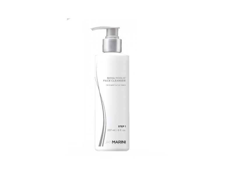 Jan Marini Bioglycolic Facial Cleanser, 8 oz